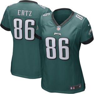 Women's Philadelphia Eagles Zach Ertz Jersey